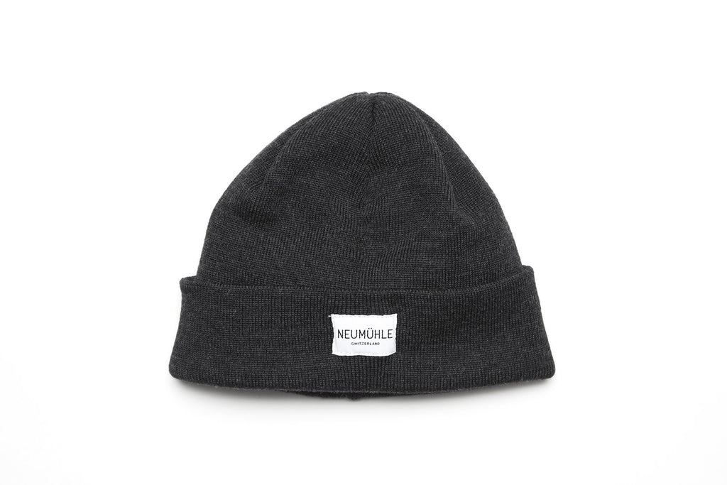 Beanie - Nebel - Dark Grey