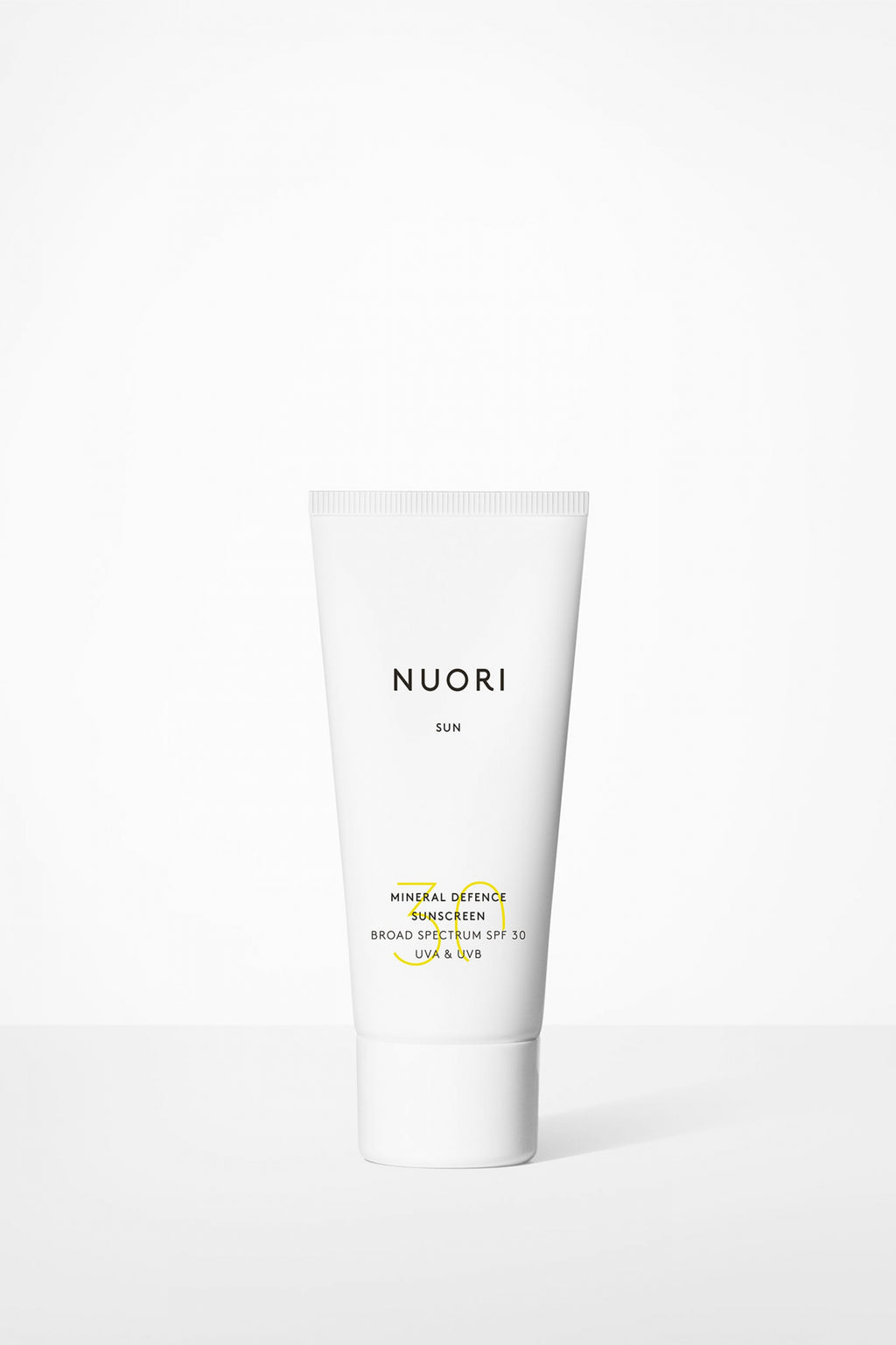 NUORI Mineral Defense Sunscreen (SPF 30)