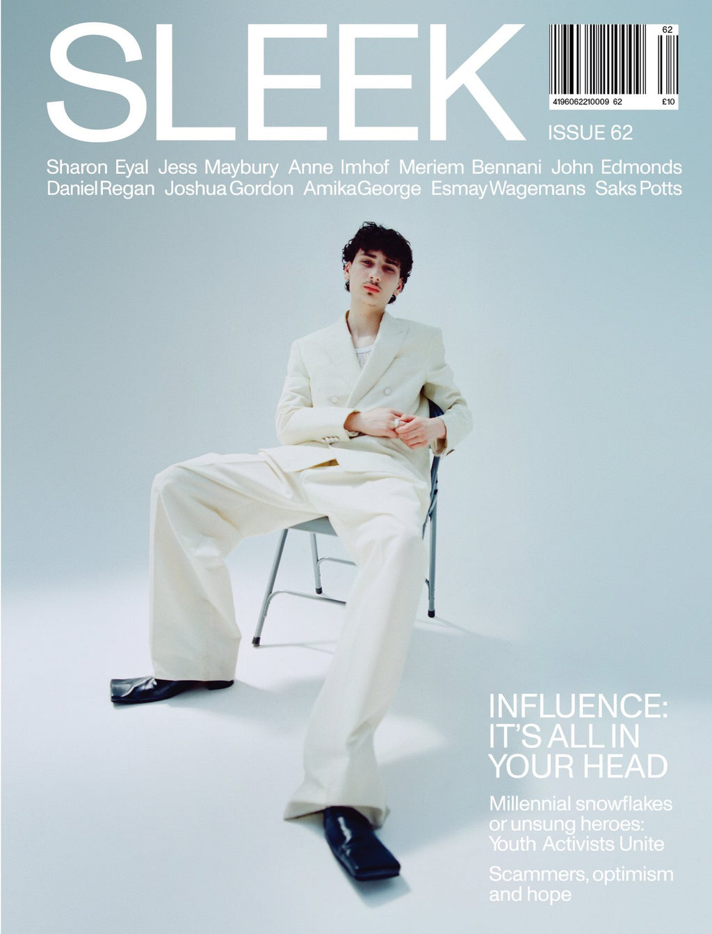 Sleek Magazine (Issue #62)