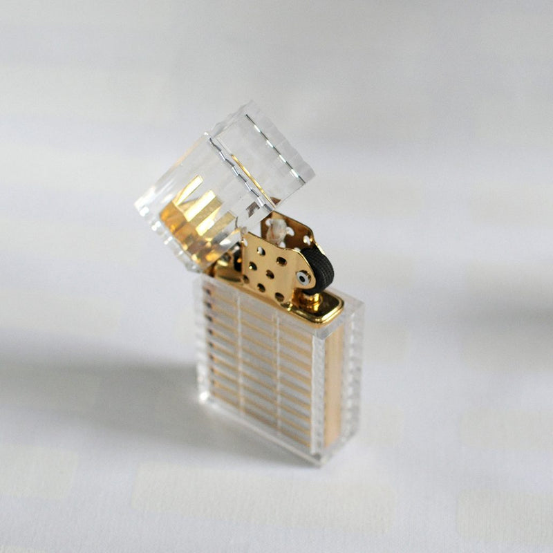 Clear Latitude Lighter by Tsubota Pearl