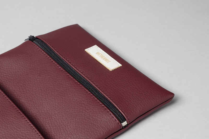 Pouch - Maroon