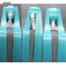 Ainiel High Quality  Vocaloid Hatsune Miku  Cosplay Costume Full Set Uniform skirt and Top  Halloween Party Fancy cosplay Dress
