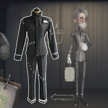 Game Identity V Cosplay costumes Survivor Embalmer Aesop Carl Cosplay Costume Original Skin Men Party Anime Cosplay Uniform