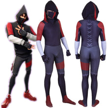 Game Ikonik Cosplay Costume Battle Royale ikonik Zentai Adult Kids Bodysuit Jumpsuits Party Carnival Halloween Suit