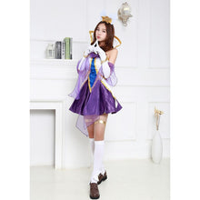 ROLECOS Game LOL Janna Cosplay Costume Sweet Dress Anime Costume  Halloween Carnival Purim Party Costume for Women