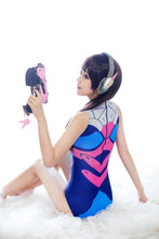 High quality 2017 new DVA sexy costume OW character DVA LOVELY cosplay costume daily wear Song hana cosplay AC356