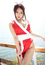 Cosplay The King Of Fighters 97 Mai Shiranui Costumes Japanese Anime Sexy Costumes Dresses for Women Female Dress with Free Gift