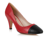 Borough Court Shoe - Red