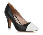 Borough Court Shoe - Black