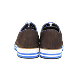 Black Men Leather Casual Shoes - 38.008.09