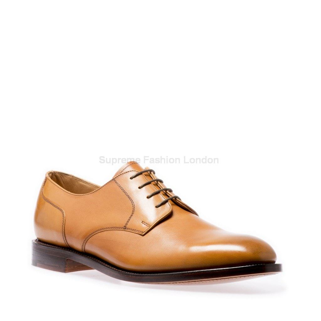 Acorn Burnished Gibson Shoes