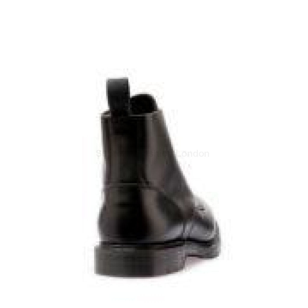 Black Derby Boot Mens Boots