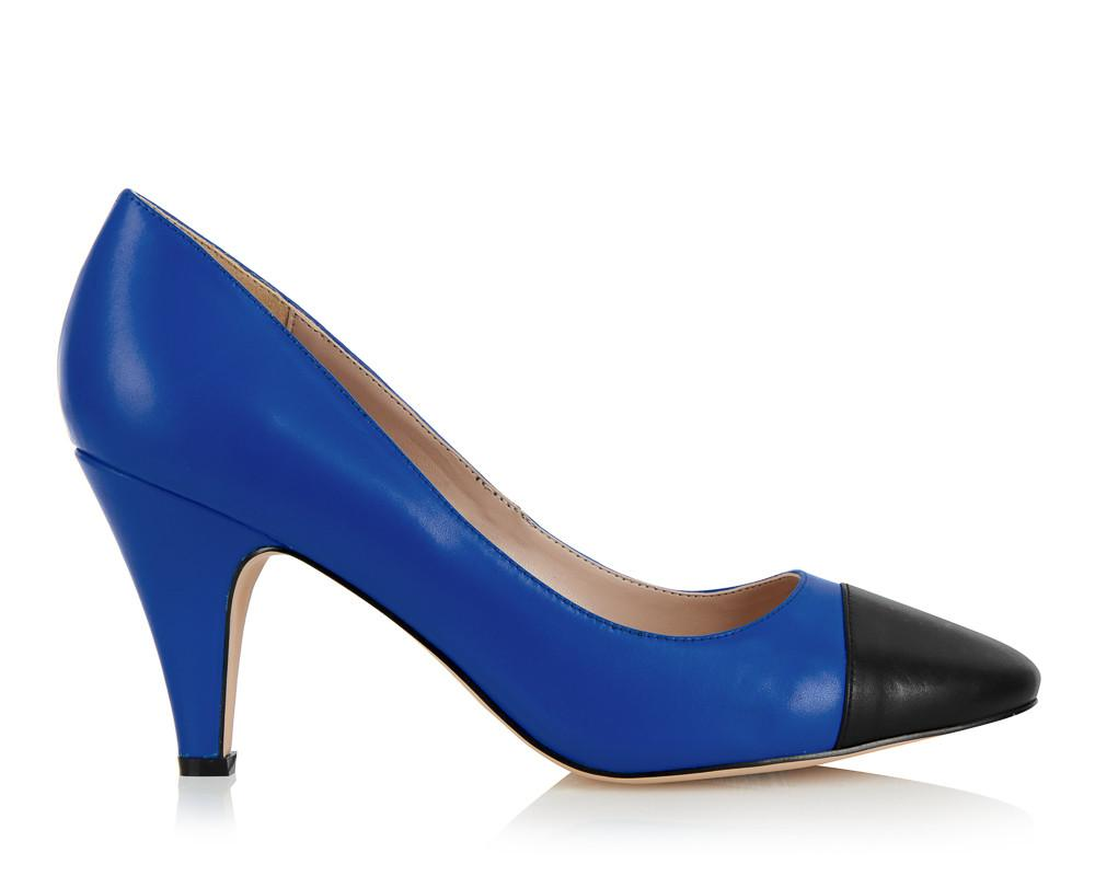 Borough Court Shoe - Blue