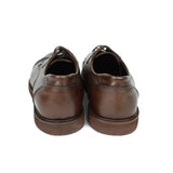 Black Men Leather Casual Shoes - 38.009.09