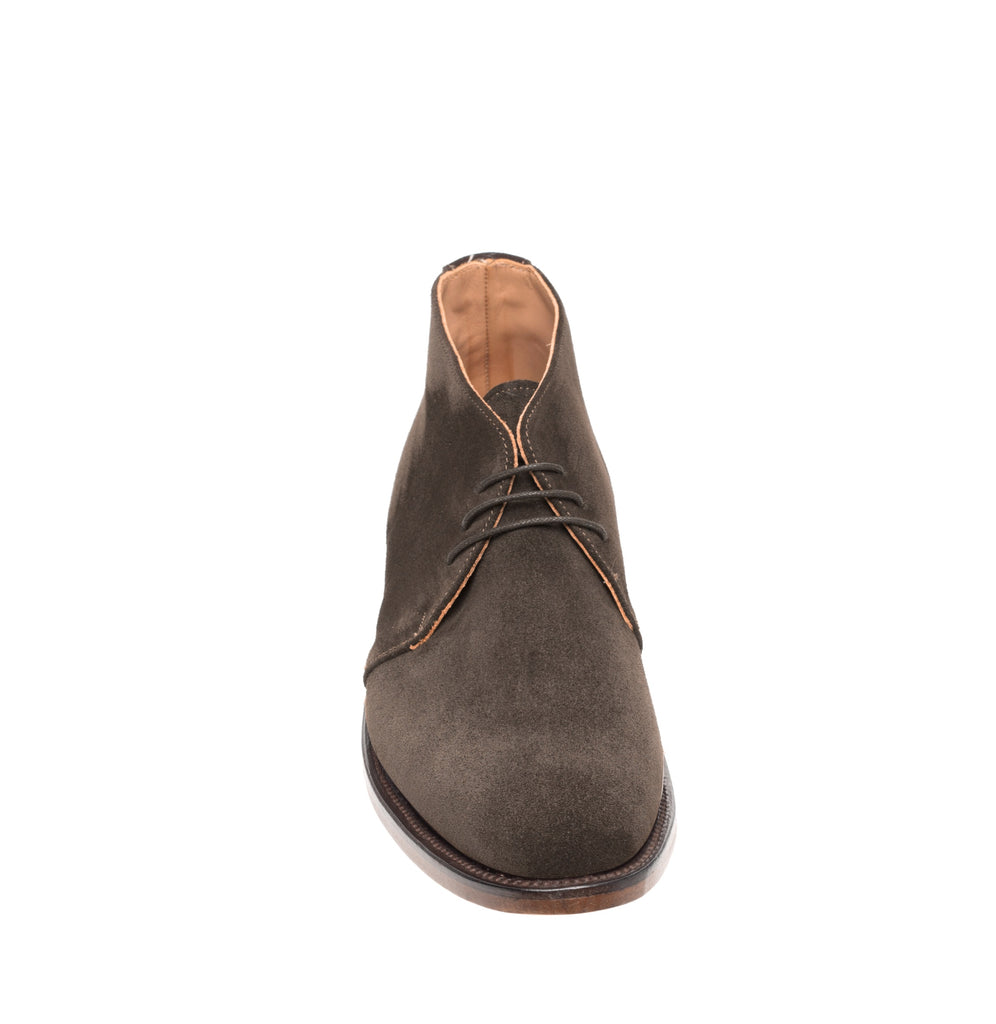 T.moro Suede Chukka Boots