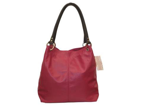 Dudley Campari Suave Leather