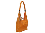 Howlett Orange Leather