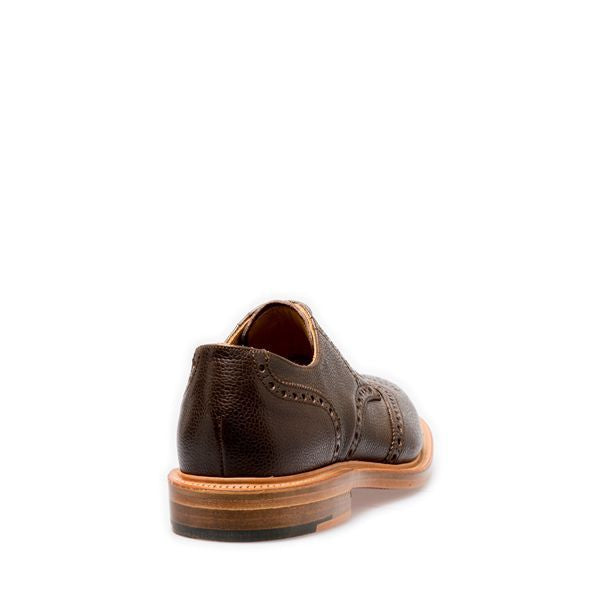 Walnut Brogue Gibson Shoe