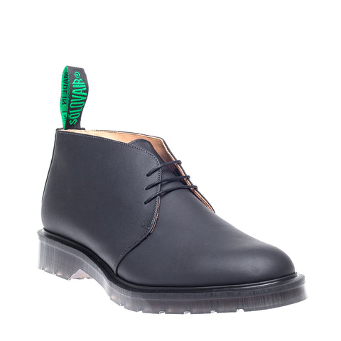 Black 3 Eye Chukka Boot