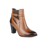Brown Women Leather Boots - 9.027.19