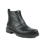 Black Women Leather Boots - 5.059.17