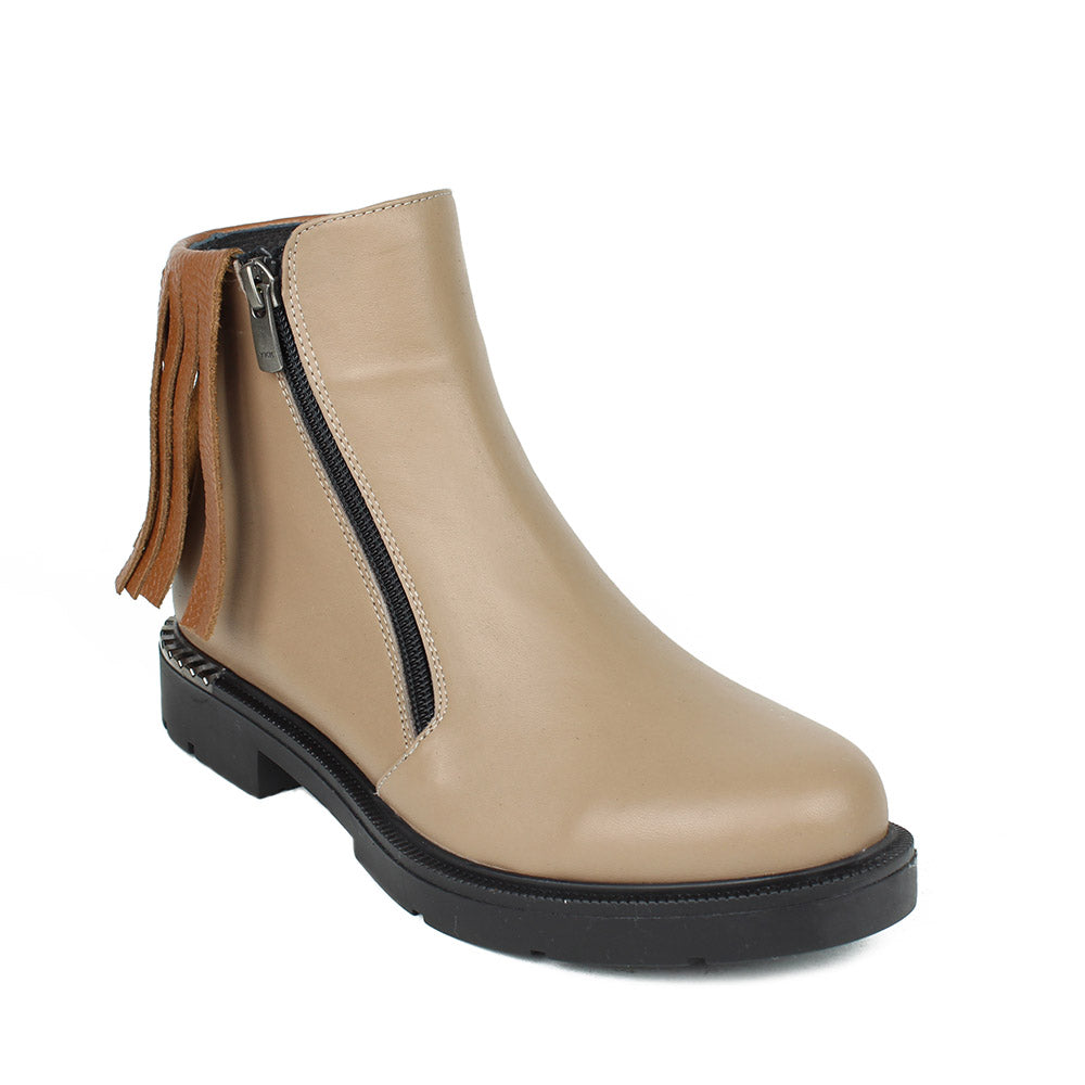 Mink Women Leather Boots - 5.049.20