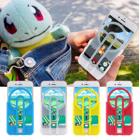 Pokemon Go Silicone Aimer Case