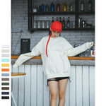 Kostorm Hip Hop 12 Solid Color Sweatshirts
