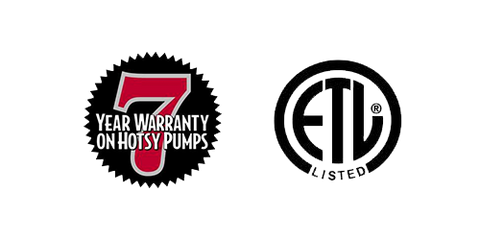 Hotsy Offers the Best Warranties in the Industry