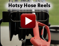 Hotsy Hose Reels Video