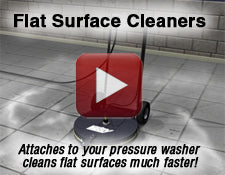 Hotsy Surface Cleaners Video