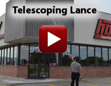 Hotsy Telescoping Lance Video