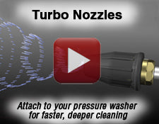 Hotsy Turbo Nozzles Video