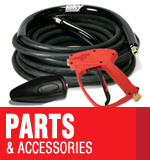 Pressure Washing Parts & Accessories