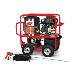 Portable Hot Water Pressure Washer Rental