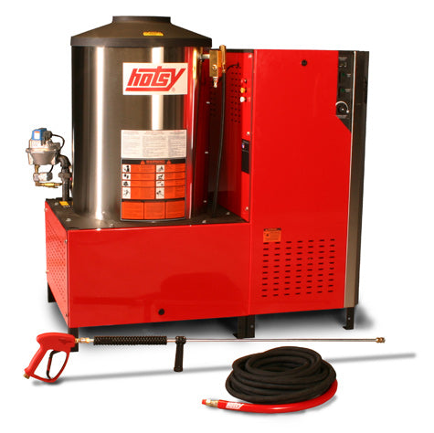 Hotsy 1800 Series Hot Water Pressure Washer