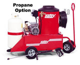 Hotsy 700 Series Propane Hot Water Pressure Washer