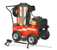 Hotsy 700 Series Hot Water Pressure Washer