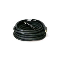 Hotsy 8.925-373.0 Pressure Washing Hose 3/8 X 100 Ft 1 Wire Solid x Swivel Tuff Skin - 4000 PSI