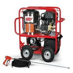 Hotsy Gas Engine Series Hot Water Pressure Washer