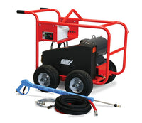 BDE Series Belt Drive Cold Water Pressure Washer