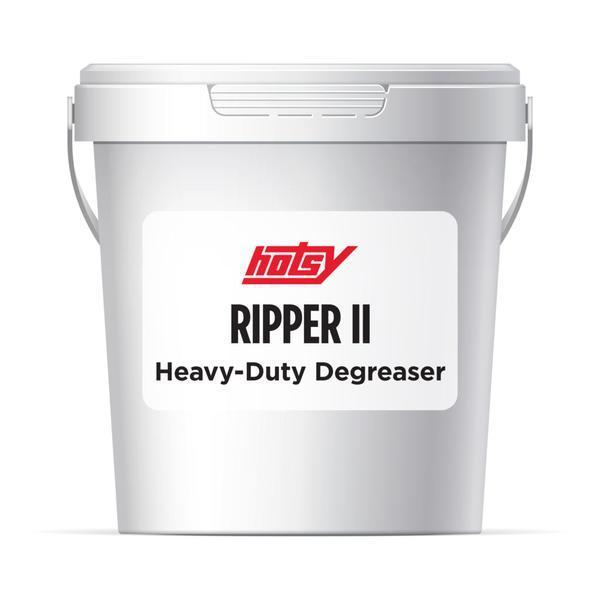 Hotsy 9.846-066.0 Ripper 2 Caustic Based Detergent Powder - Pack of 50