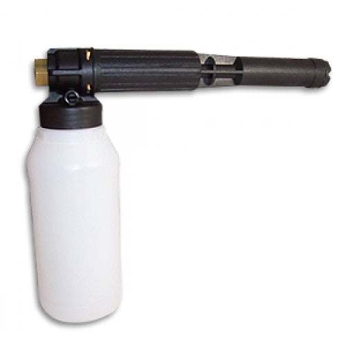 Hotsy 8.710-126.0 Detergent Foam Cannon with Injector & Bottle