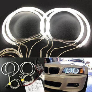 BMW ANGEL EYES KIT WARM WHITE HALO RING GNTLMEN Australia GNTLMEN-JOSHBRNJAC