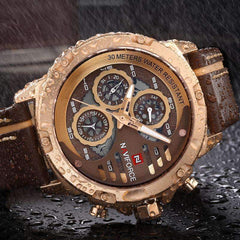 'CHRONO MULTI LEVEL' Luxury Chrono Watch GNTLMEN Australia GNTLMEN-JOSHBRNJAC