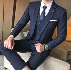 Ivano Full Suit - Ultra Cotton Fabric & Tailor Made black / L GNTLMEN Australia GNTLMEN-JOSHBRNJAC