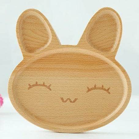 Rabbit Wooden Tray Happy Rabbit GNTLMEN Australia GNTLMEN-JOSHBRNJAC