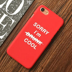 REFLECTIVE SUPR PHONE CASE Cool-Hard Case / for iPhone 6 6s GNTLMEN Australia GNTLMEN-JOSHBRNJAC