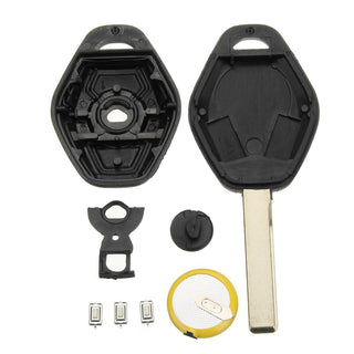 REMOTE KEY FOB CASE FULL REPAIR KIT + BATTERY GNTLMEN Australia GNTLMEN-JOSHBRNJAC