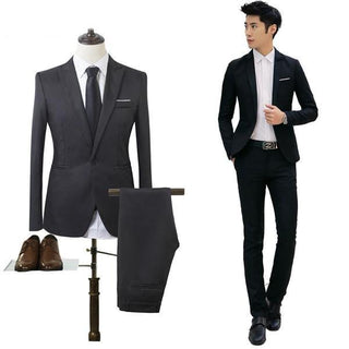 Top Man Full Suit - Ultra Cotton Fabric & Tailor Made GNTLMEN Australia GNTLMEN-JOSHBRNJAC